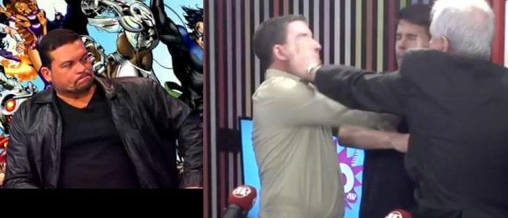 Joe Bennett, artista da Marvel, apoiou agressão de Augusto Nunes