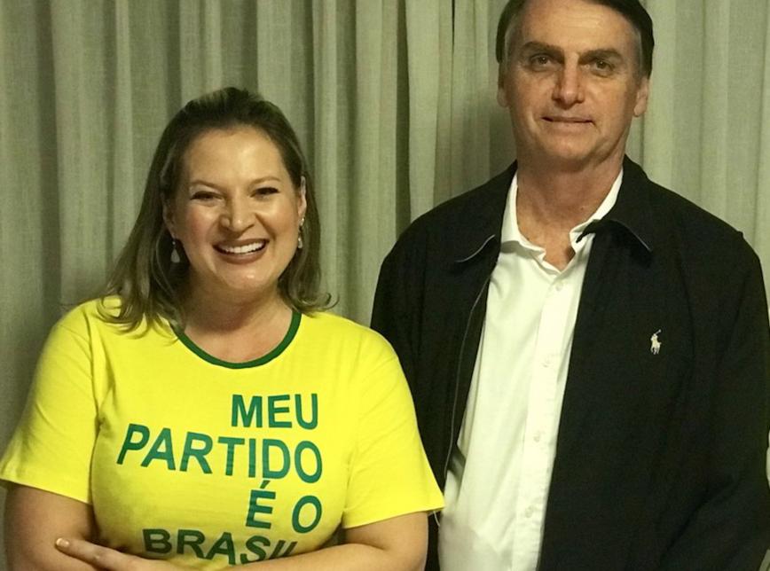 PSL X Bolsonaro: Joice Hasselmann chora e fala sobre machismo