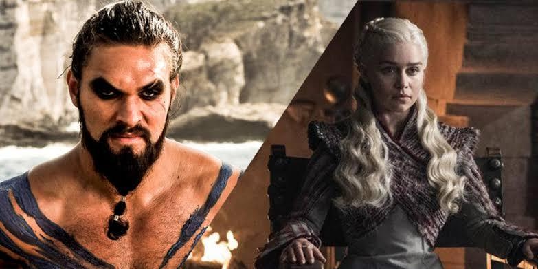 Jason Momoa revela insatisfação com Game of Thrones