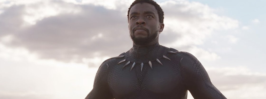 Pantera Negra se torna o senhor das estrelas em série da Marvel