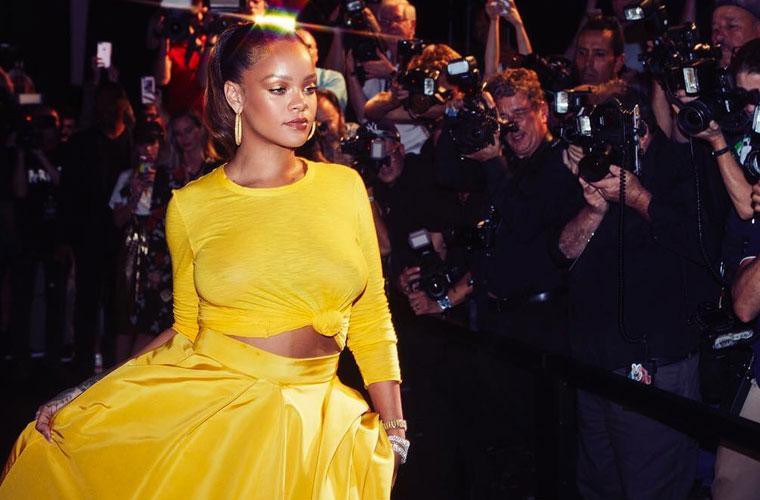 Coleção Fenty de Rihanna é feita com pele de animais e causa polêmica