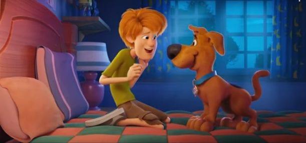 Por que Scooby-Doo tem esse nome? Veja o novo trailer e descubra!