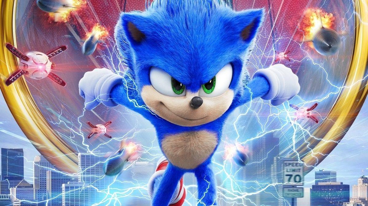 Novo trailer revela visual de Sonic e tem como vilão Jim Carrey