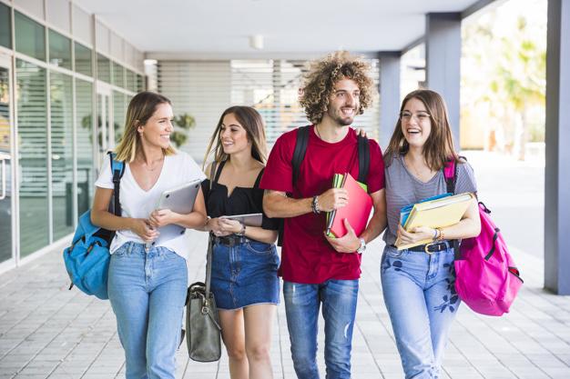 moda nas faculdades