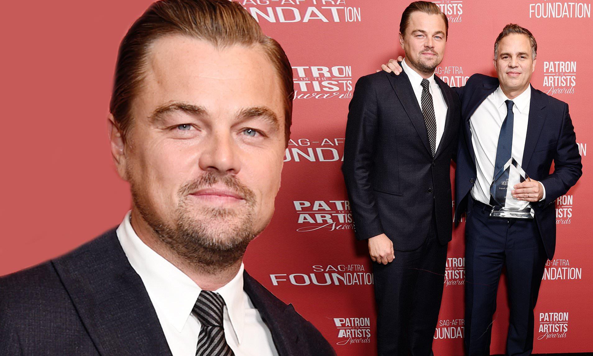 Mark Rufallo, Hulk da Marvel, e DiCaprio falam contra Bolsonaro