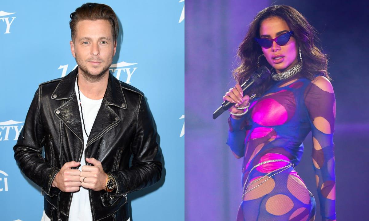Anitta e Ryan Tedder: álbum em inglês e carreira internacional para 2020