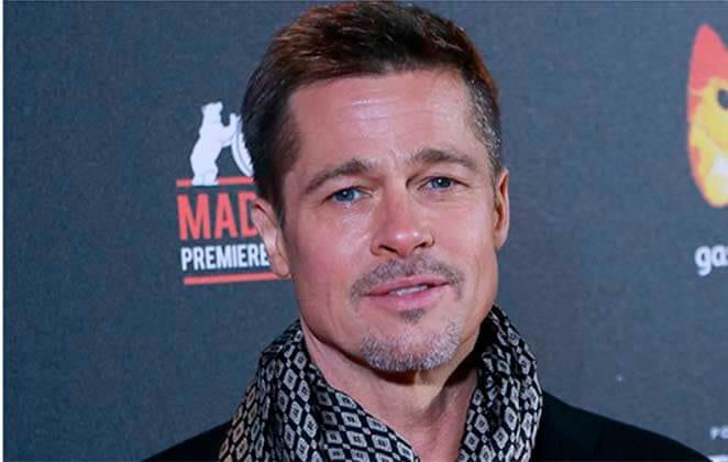 Brad Pitt não passará Natal com os filhos adotivos