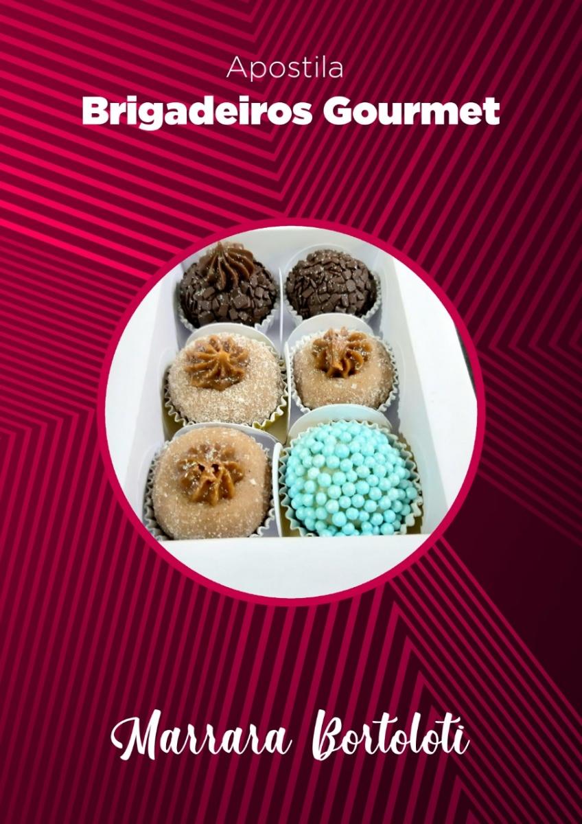 Apostila Brigadeiros Gourmet