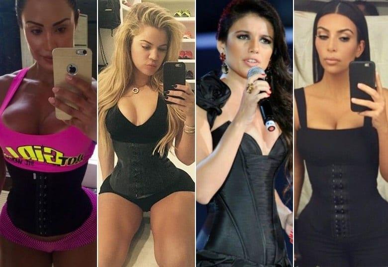 BELEZA: cintas modeladoras – a beleza tem que doer
