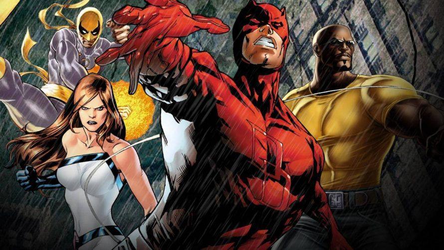 Marvel: Novos heróis no Disney + após defensores