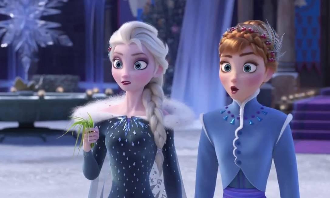 Frozen 2 tem muitos problemas e não supera o primeiro filme