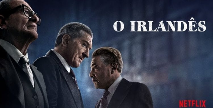 O Irlandês: filme da Netflix visto por mais de 26 milhões de contas em uma semana