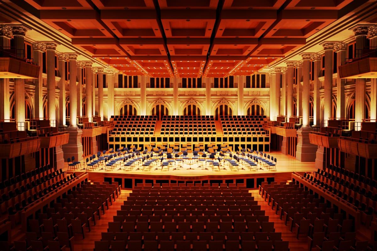Em prédio histórico, Sala São Paulo abre portas à música de concerto
