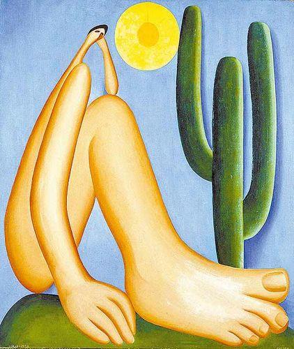 Quem disse que o Abaporu é a maior obra de arte do Brasil?