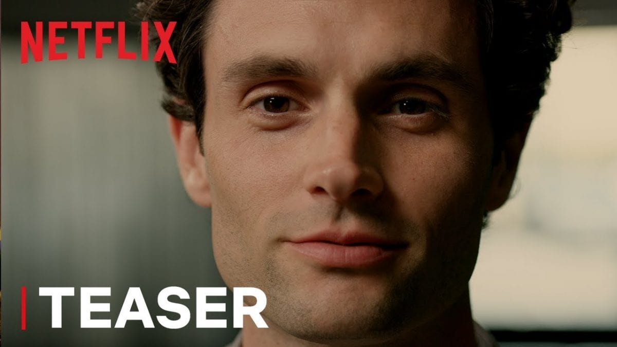 YOU: Netflix libera primeiro teaser da segunda temporada, assista