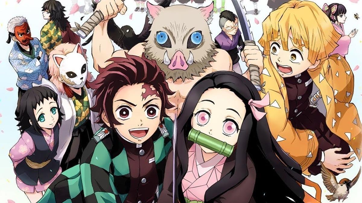 Os 5 Melhores Animes Do Ano de 2019