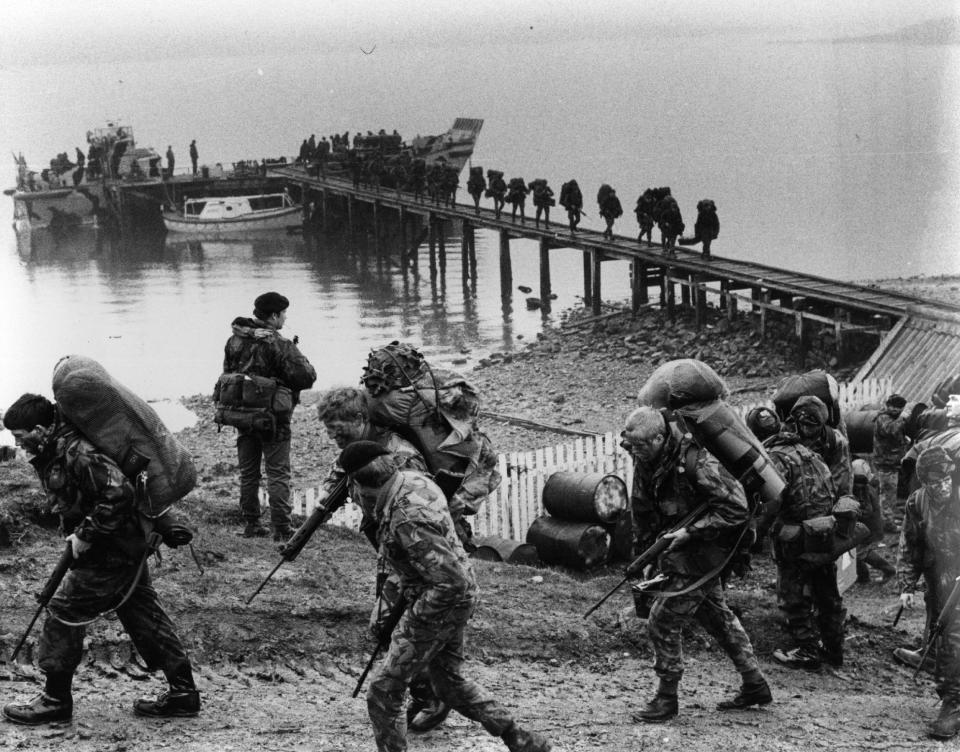 Os soldados sem nome da Guerra das Malvinas finalmente foram reconhecidos