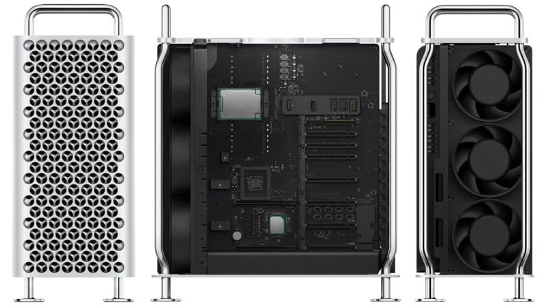 Com design polêmico, Mac Pro chega ao Brasil e impressiona pelos preços