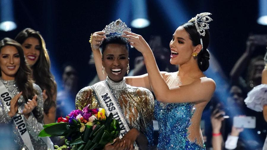 Zozibini Tunzi, a Miss Universo 2019