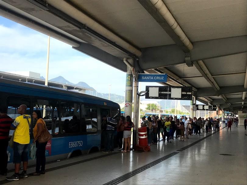 Os extremos da mobilidade urbana carioca