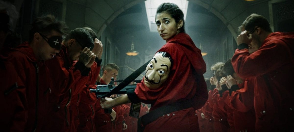 La Casa de Papel 4: Netflix divulga data de estréia e teaser intrigante