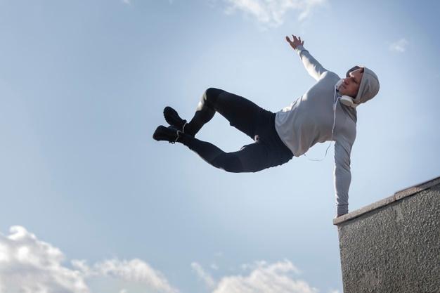 Parkour: Adrenalina em meio ao concreto