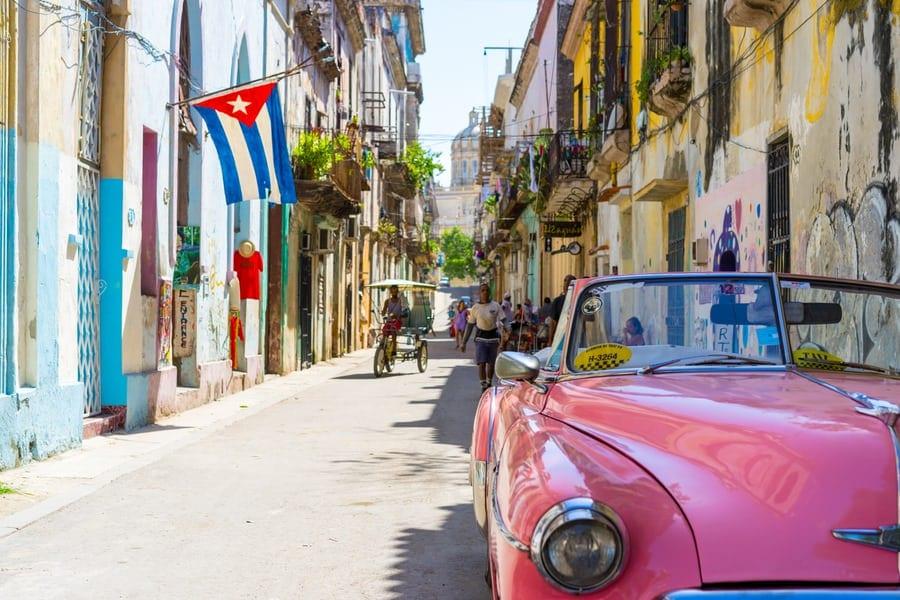 Conheça mais a ilha de Cuba