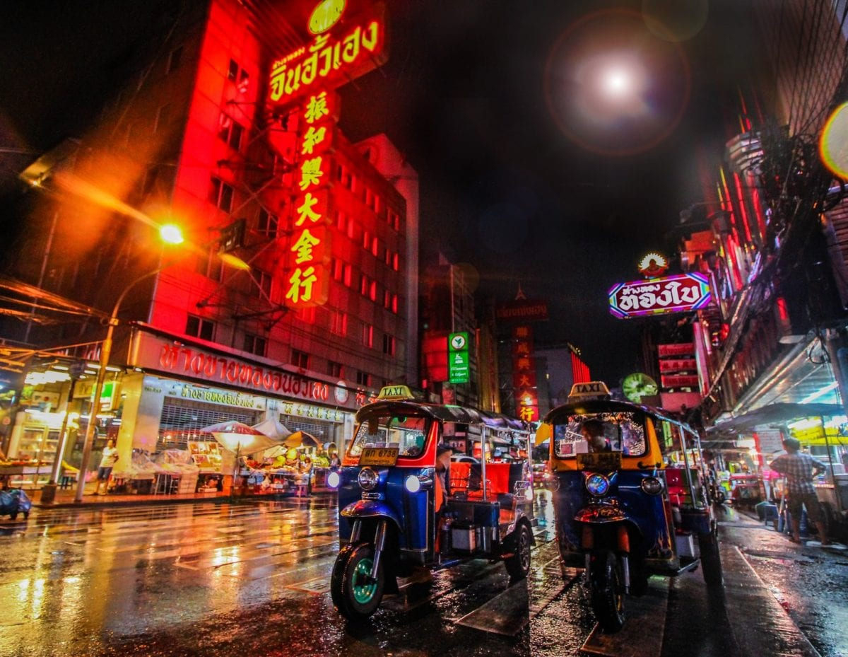 Quando é o Ano Novo na Tailândia?
