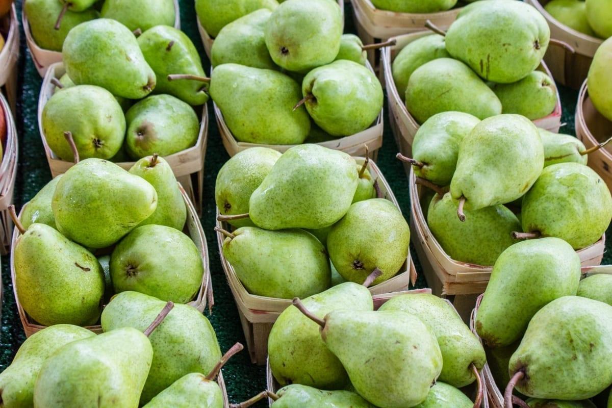 DIETA: Aprenda uma salada de pera deliciosa!