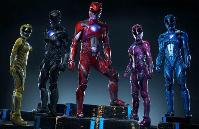 Power Rangers: Um reboot pode estar em preparação