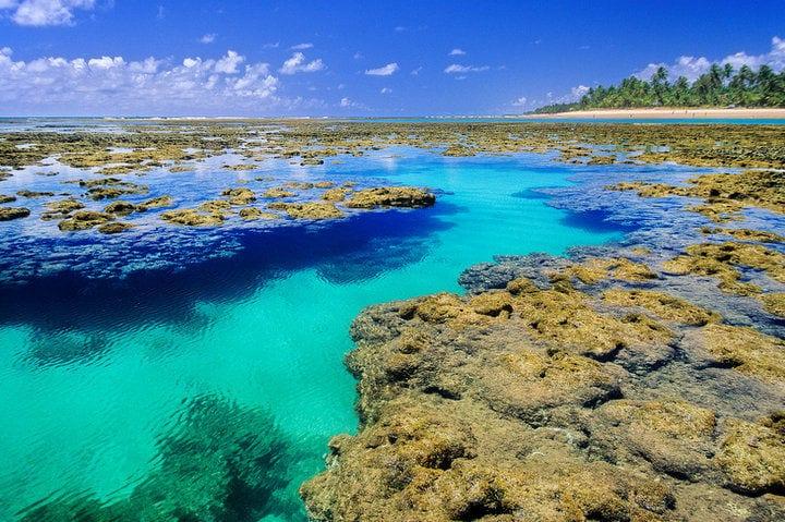 As 5 praias mais bonitas do Brasil