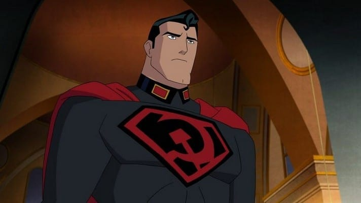 Animação Superman: Entre a Foice e o Martelo ganha primeiro trailer