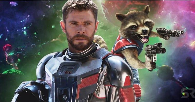 Vingadores Ultimato: Em roteiro divulgado, Rocket queria matar Thor