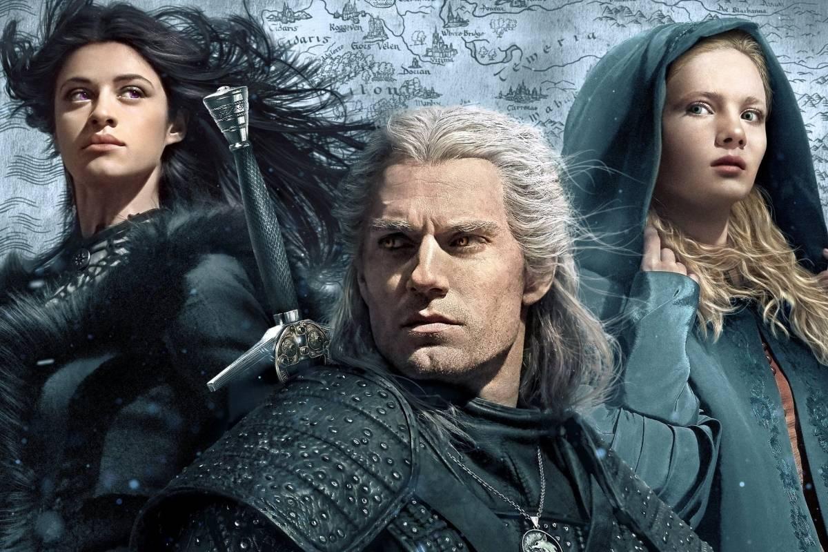 Netflix Libera Trailer Final de The Witcher