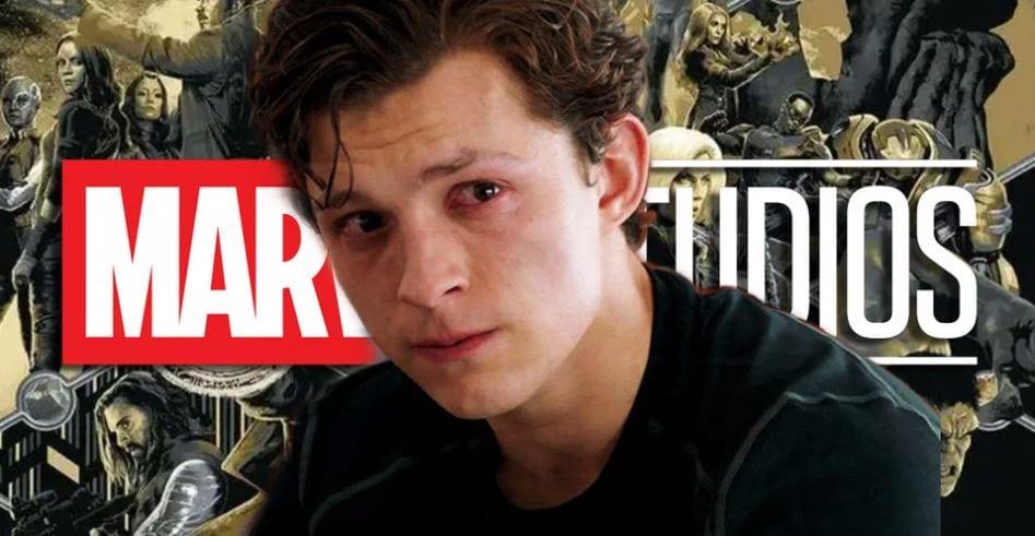 Homem-Aranha: Tom Holland chorou bêbado ao telefone com CEO da Disney