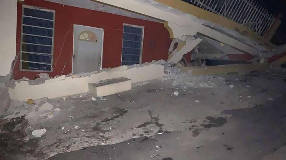 Terremoto em Porto Rico: entenda o ocorrido