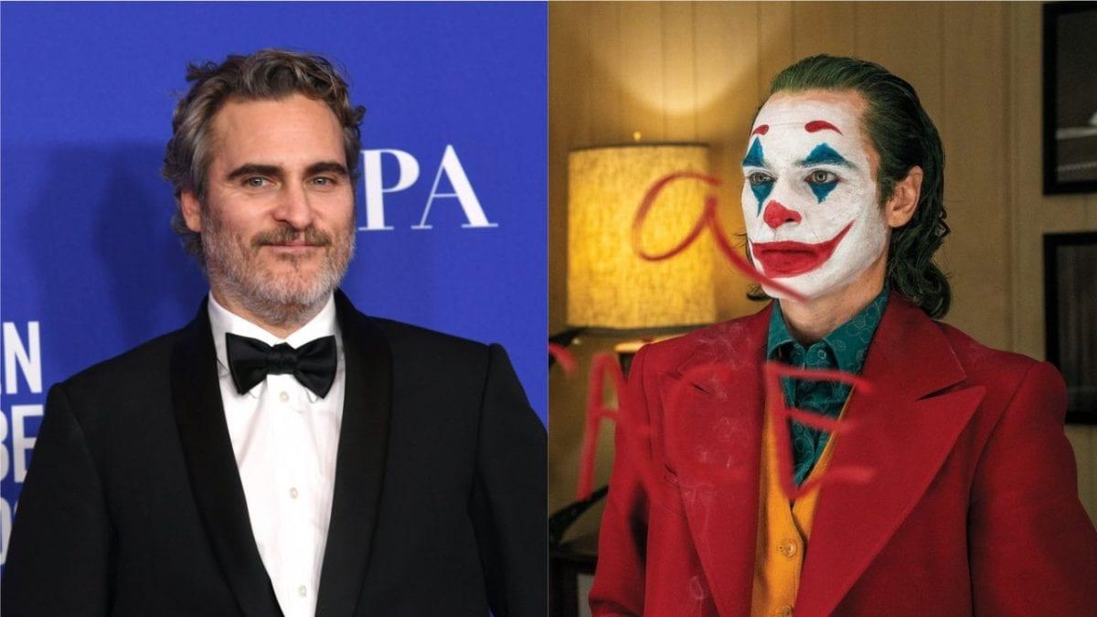 Joaquin Phoenix: de suborno com biscoitos aos perrengues com a maquiagem