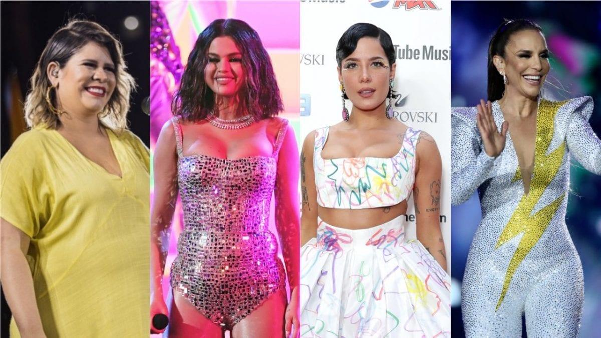 Lançamentos do dia: músicas de Selena Gomez, Lexa e muito mais