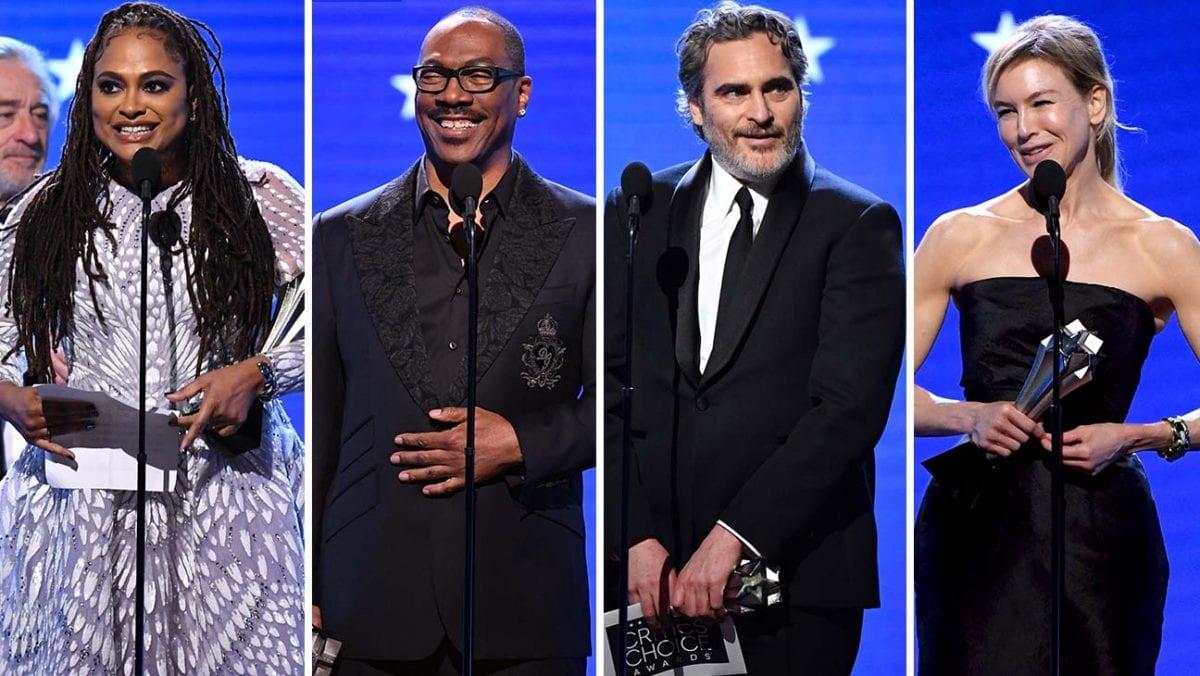Critics' Choice Awards: Confira a lista completa dos vencedores