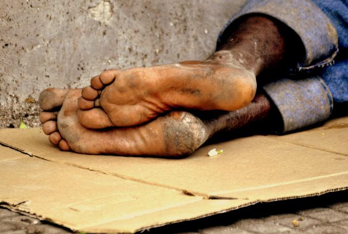 Os únicos que não estão cegos: Entrevista com morador em situação de rua