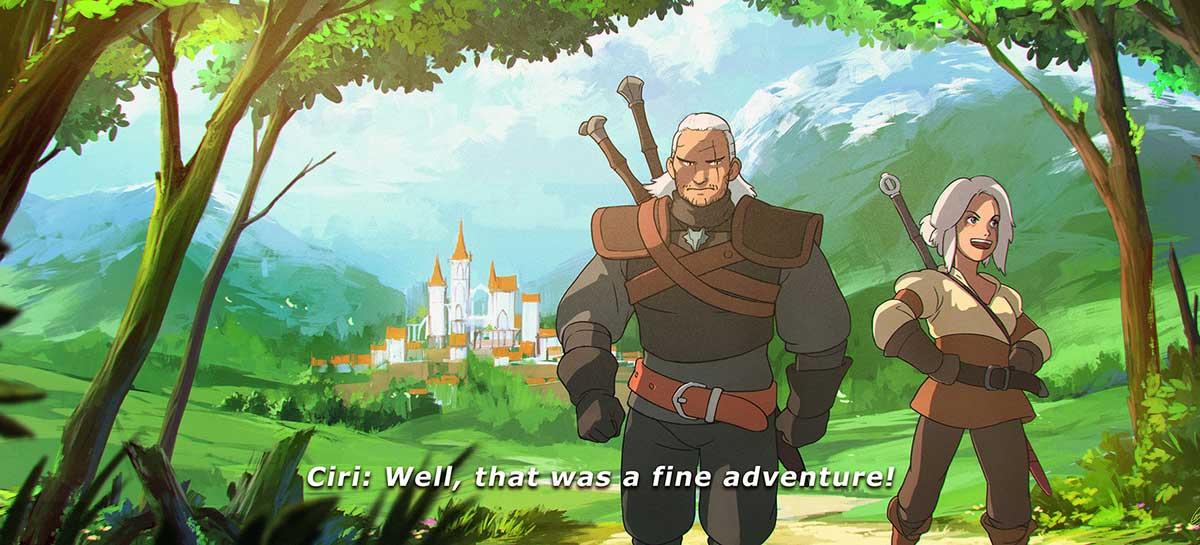 Netflix: The Witcher ganha desenho animado