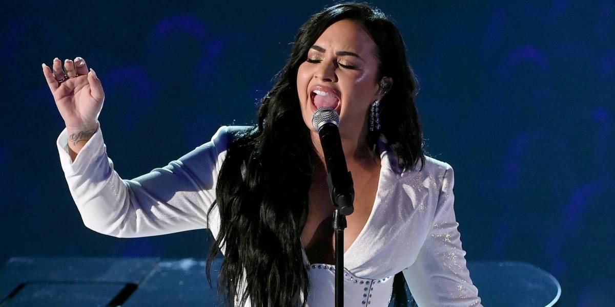'Anyone': Ouça a música que Demi Lovato escreveu antes de ter uma overdose