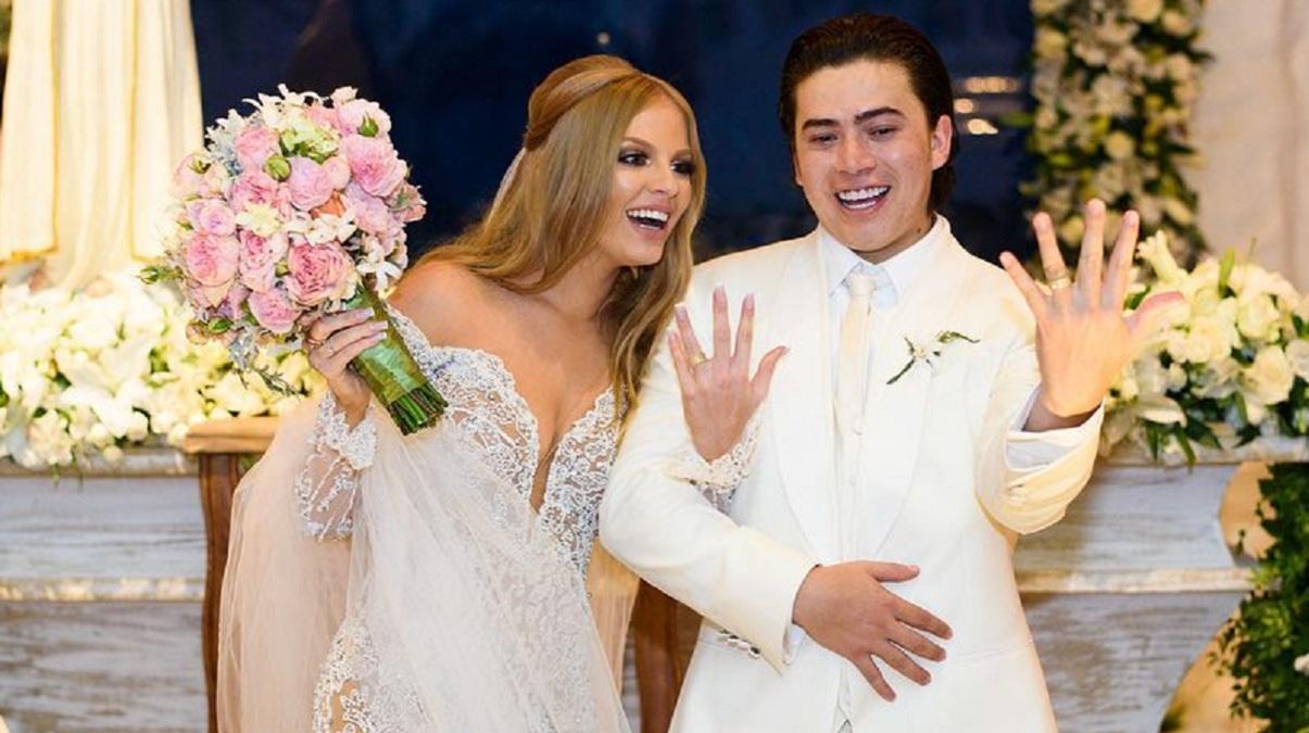 Whindersson Nunes e Luisa Sonza tem casamento em crise, diz jornal