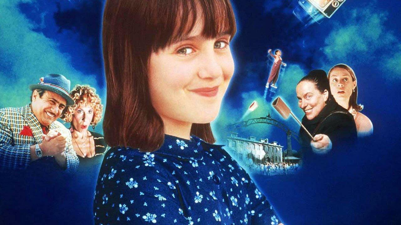 'Matilda' vai ganhar um novo filme na Netflix
