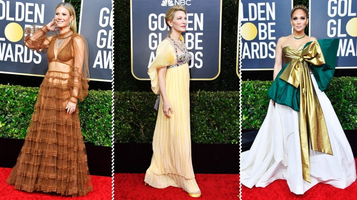 Globo de Ouro 2020: confira os vestidos mais extravagantes da premiação