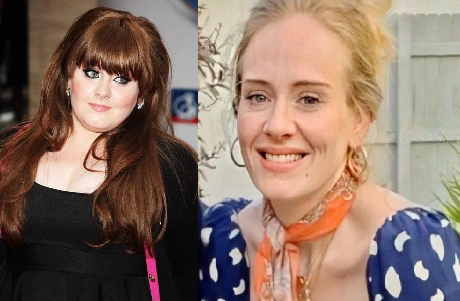 Conheça a dieta que fez a cantora Adele perder 45 quilos