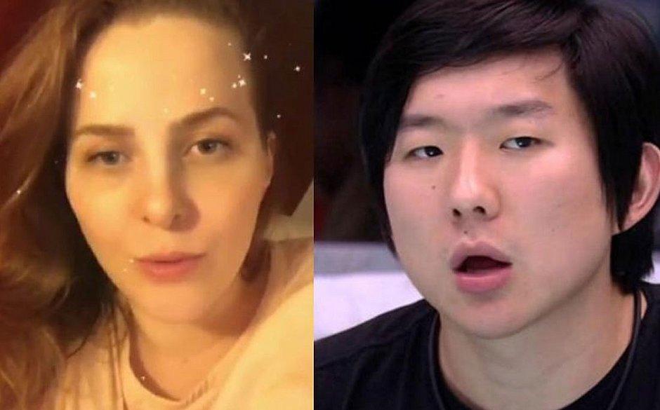 Pyong é acusado de chantagem por comissária de bordo