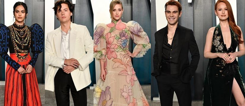 Riverdale: Veja os looks do elenco da serie na after party do Oscar 2020