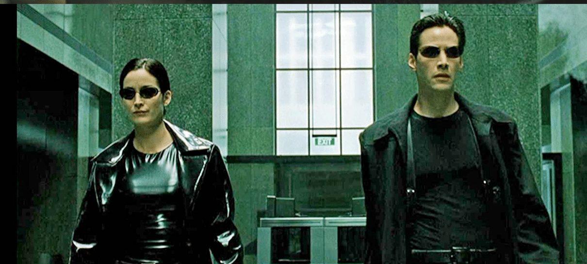 Matrix 4 - confira novo vídeo das filmages