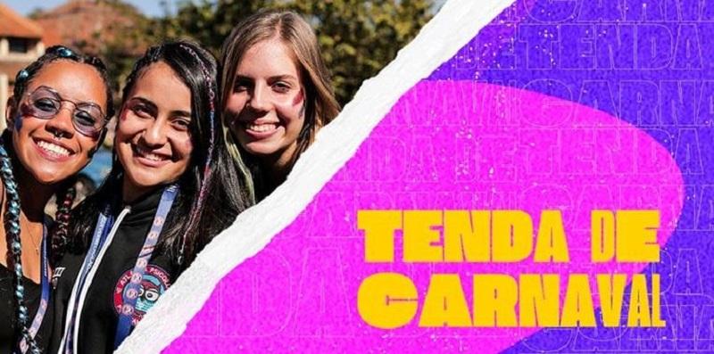 Tenda de Carnaval: veja como foi o evento no sábado, dia 15
